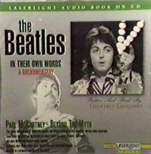CD- Various ‎– The Beatles In Their Own Words: A Rockumentary (Paul McCartney / Beyond The Myth) - Importado USA
