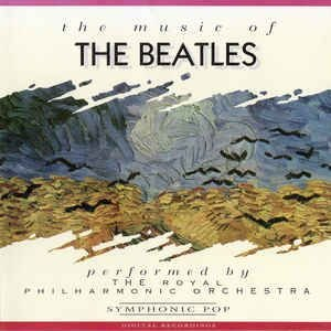 CD - The Music Of The Beatles - The Royal Philharmonic Orchestra  (Importado)