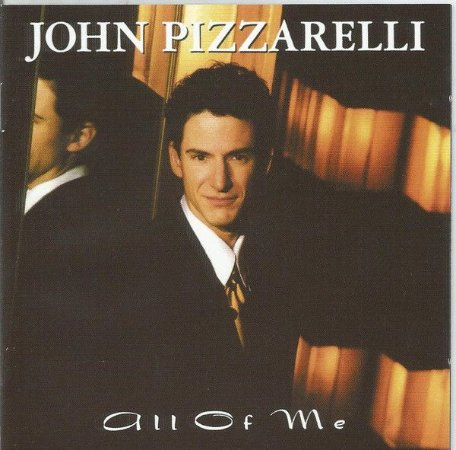 CD - John Pizzarelli – All Of Me