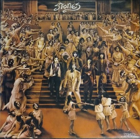 LP - The Rolling Stones – It's Only Rock & Roll