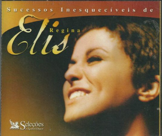 CD (BOX Quíntuplo) - Elis Regina – Sucessos Inesquecíveis De Elis Regina