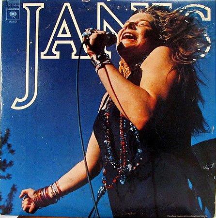 LP Janis Joplin – Janis (Álbum Duplo) - Imp US