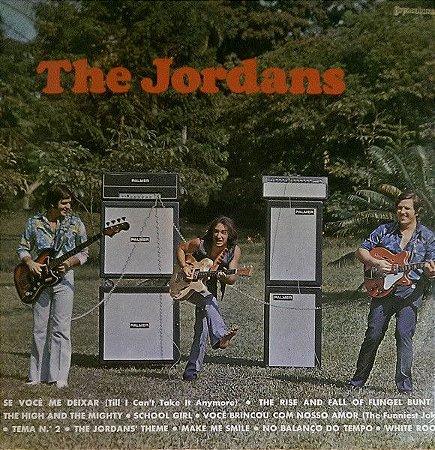 LP - The Jordans – The Jordans