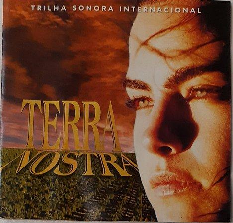 CD - Terra Nostra Internacional (Novela Globo) (Vários Artistas)