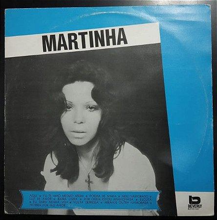 LP - Martinha - 1991