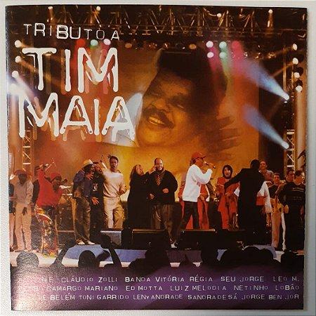 CD - Tributo a Tim Maia