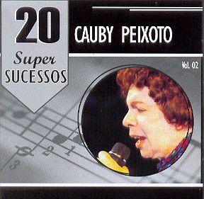 CD - Cauby Peixoto vol. 2 – 20 super sucessos