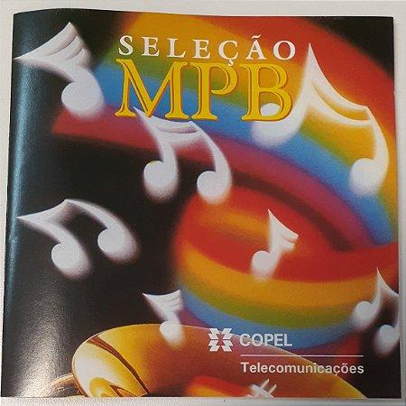 CD - Seleção MPB COPEL Telecomunicações