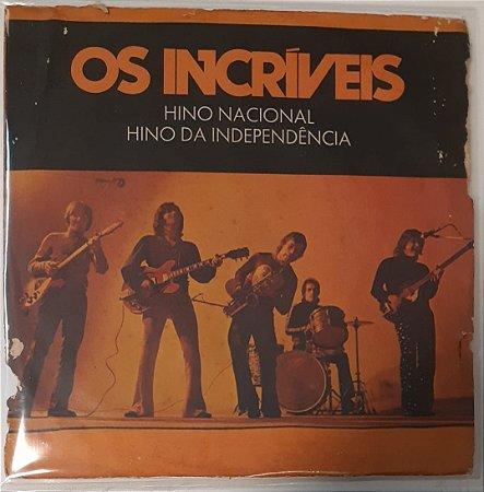 Compacto - Os Incríveis - 1971