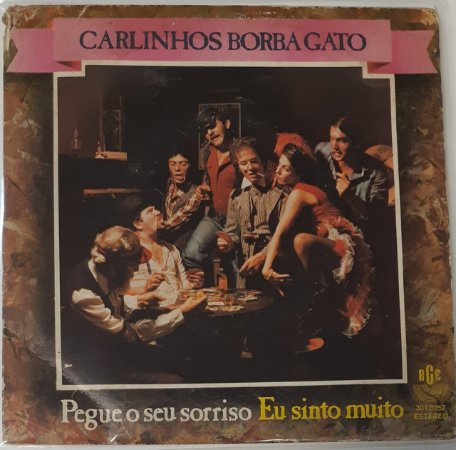 Comp - Carlinhos Borba Gato 1980