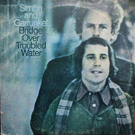 LP - Simon And Garfunkel – Bridge Over Troubled Water
