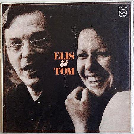 LP - Elis & Tom - 1974