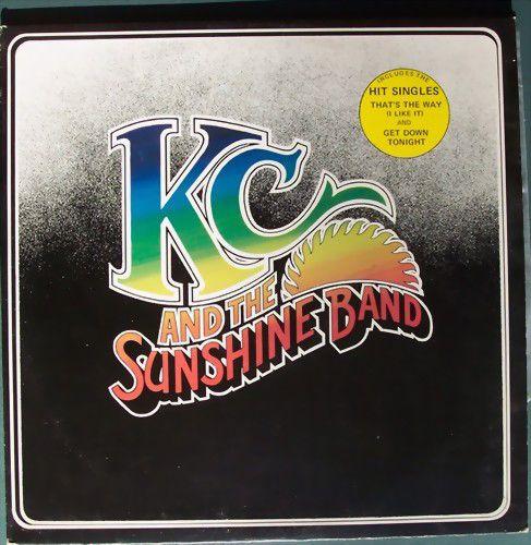 LP - KC And The Sunshine Band