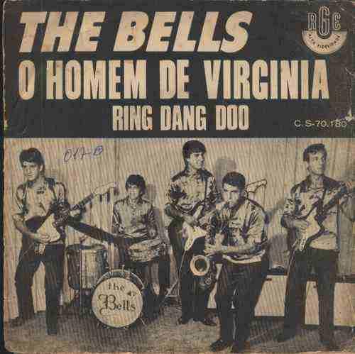 """Compacto - The Bells (Vinyl, 7"""", 33 ⅓ RPM)"""