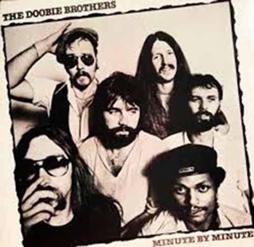 LP - The Doobie Brothers – Minute By Minute - imp - US