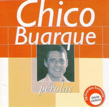CD - Chico Buarque – Pérolas (Novo - lacrado)