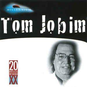 CD - Tom Jobim – Millennium - 20 Músicas Do Século XX