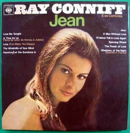 LP - Ray Conniff And The Singers – Jean