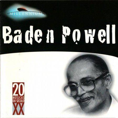CD - Baden Powell – Millennium - 20 Músicas do Século XX