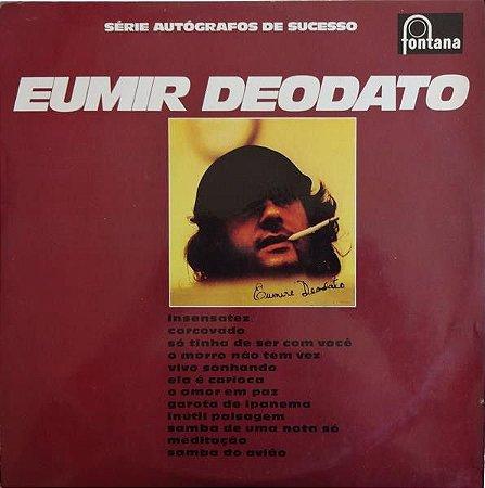 LP - Eumir Deodato (Coleção Série Autógrafos De Sucesso)