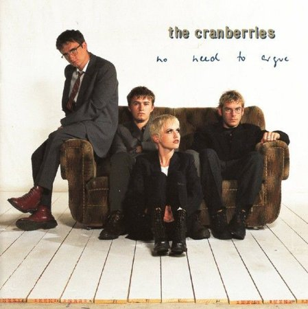 CD - The Cranberries – No Need To Argue