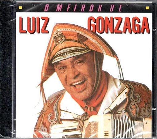 CD Luiz Gonzaga – O Melhor De Luiz Gonzaga