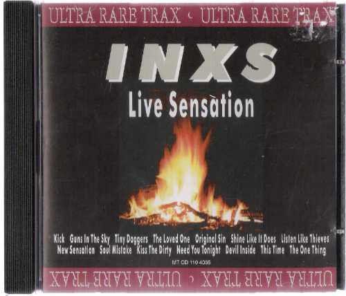 CD Inxs – Live Sensation