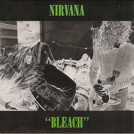 CD Nirvana – Bleach