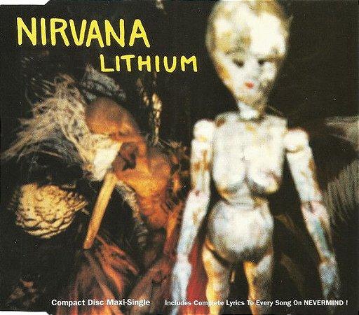 CD Nirvana – Lithium (Single)