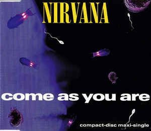 CD Nirvana – Come As You Are (Single)