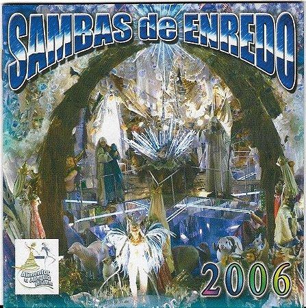 CD - Sambas De Enredo 2006 (Vários Artistas)