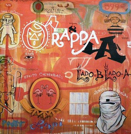 CD - O Rappa – Lado B Lado A