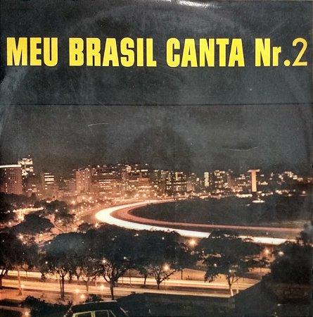 LP - Grupo Folclórico Da Guanabara – Meu Brasil Canta - N.º 2