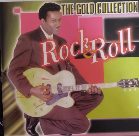 CD - Various - Rock And Roll - The Gold Collection