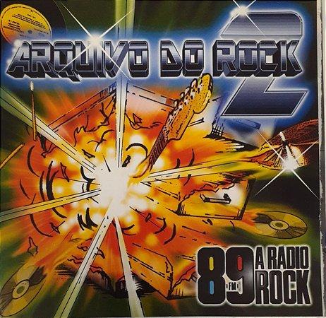 CD - Arquivo do Rock - 2