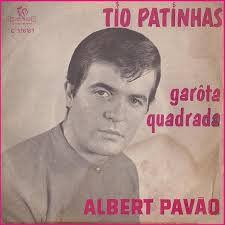 Compacto - Albert Pavão – Tio Patinhas / Garota Quadrada
