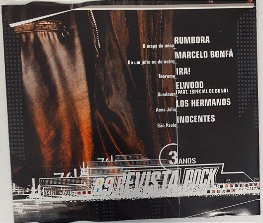 CD - 89 Revista Rock - 3 anos