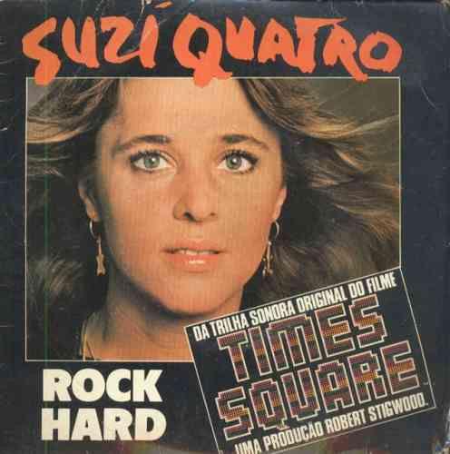 Compacto - Suzi Quatro – Rock Hard / State Of Mind