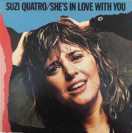 Compacto- Suzi Quatro – She's In Love With You