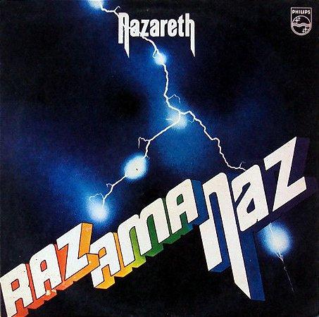 LP - Nazareth – Razamanaz