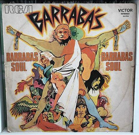 LP - Barrabas – Barrabas Soul