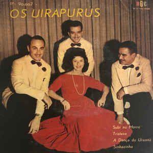 Compacto - Os Uirapurus  – Subi No Morro 1962
