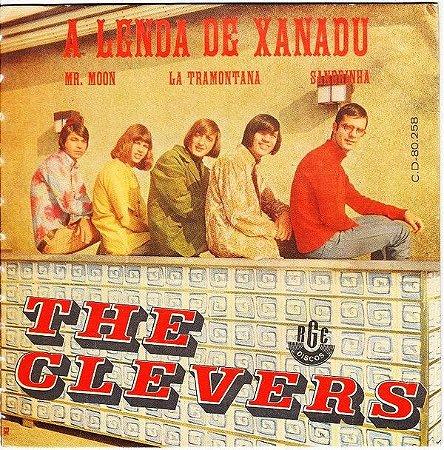 Comp - The Clevers – A Lenda De Xanadu 1968