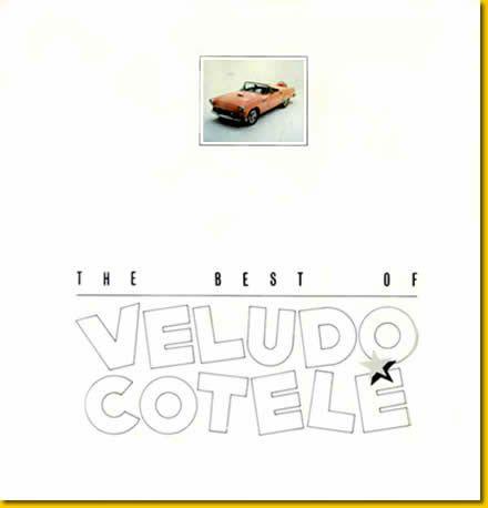 Lp - Veludo Cotelê – The Best Of Veludo Cotelê