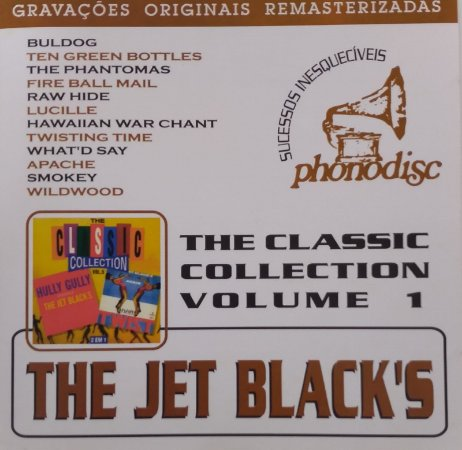 Cd - The Jet Black's - The Classic Collection - Vol.1