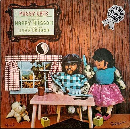 LP - Harry Nilsson Produced By John Lennon – Pussy Cats