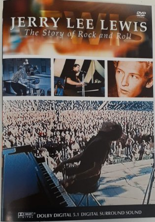 DVD - Jerry Lee Lewis – The Story Of Rock And Roll