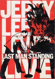 DVD - Jerry Lee Lewis Live – Last Man Standing