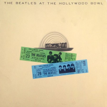 Lp - The Beatles – The Beatles At The Hollywood Bowl