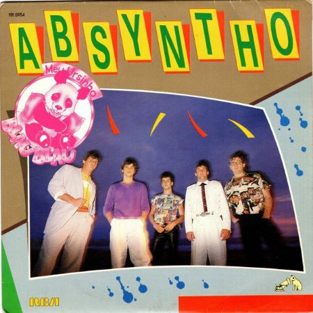 Compacto - Absyntho – Meu Ursinho Blau Blau